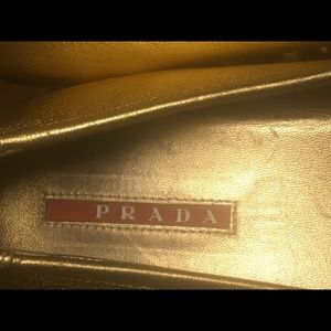 Prada women shoes